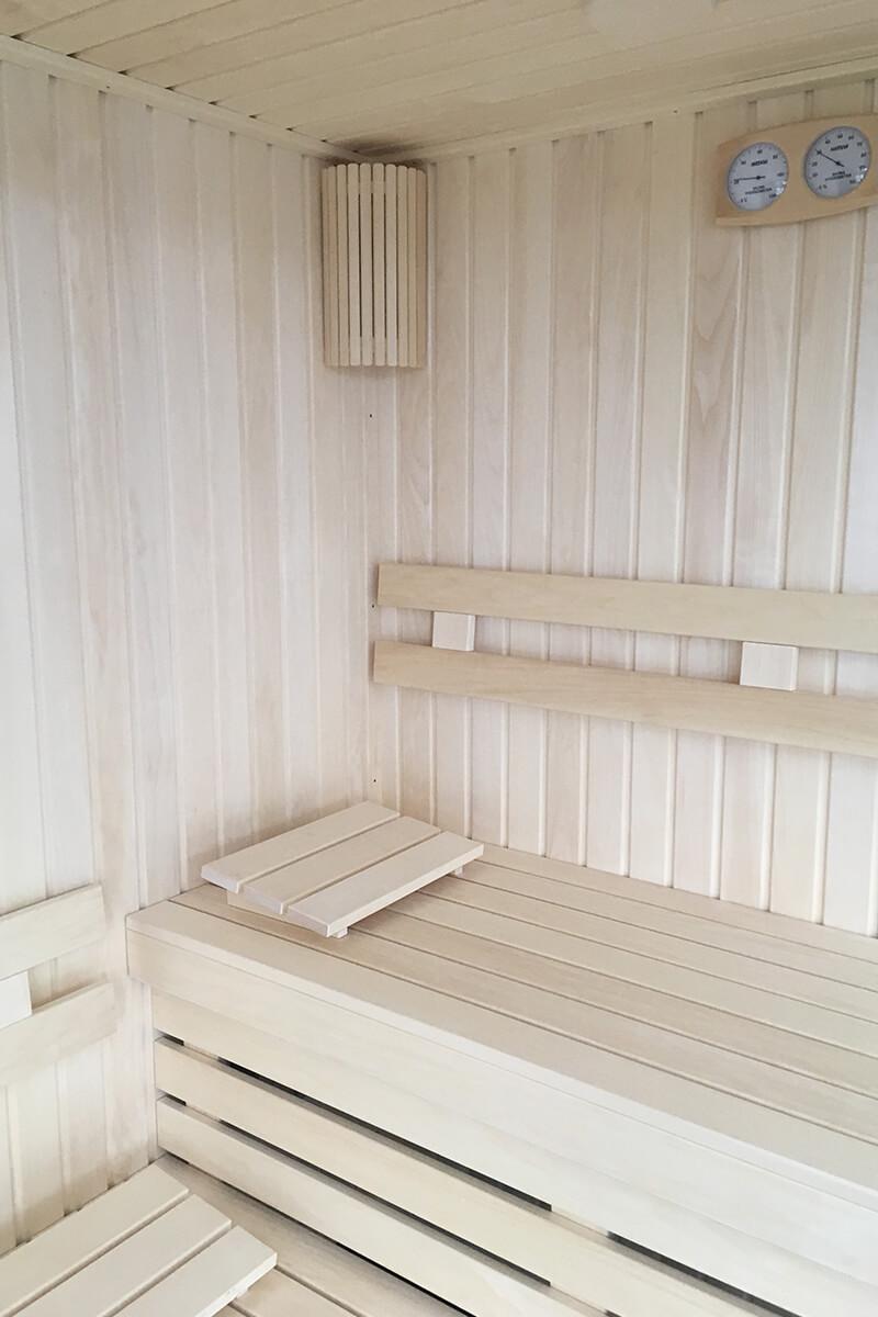 Finnische Sauna galerie - 02
