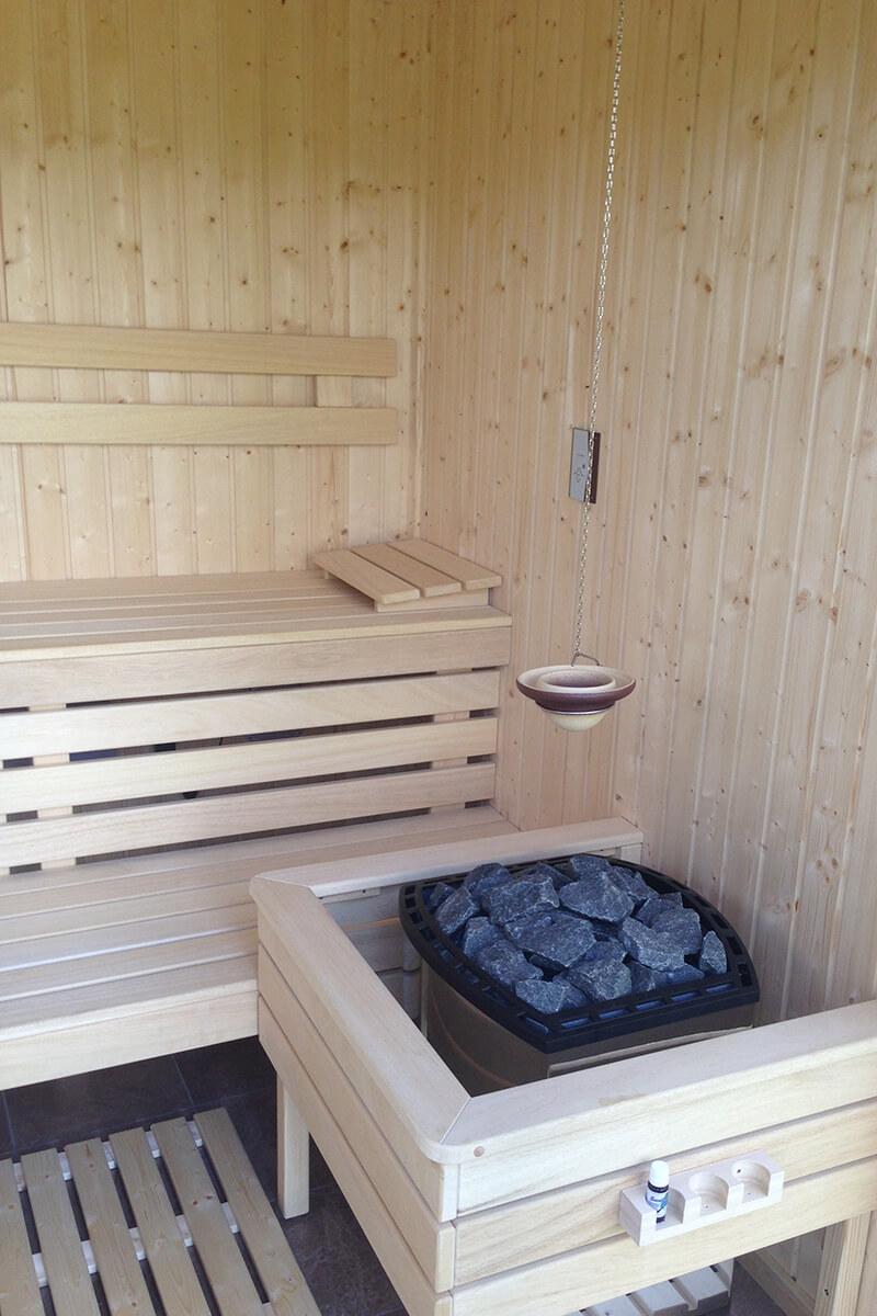 Finnische Sauna galerie - 04